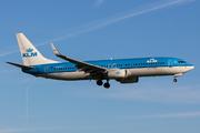 Boeing 737-8K2 (PH-BXF)