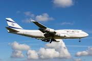 Boeing 747-412 (4X-ELE)