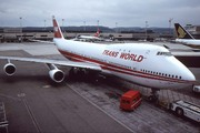 Boeing 747-133 (N133TW)