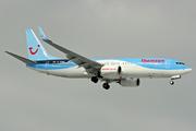 Boeing 737-8K5 (G-TAWK)