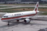 Airbus A320-211 (CS-TND)