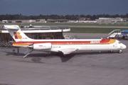 McDonnell Douglas MD-87 (DC-9-87) (EC-EXF)