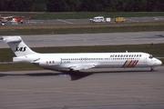 McDonnell Douglas MD-87 (DC-9-87) (SE-DMC)