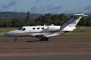 Cessna 510 Citation Mustang (EC-LZS)