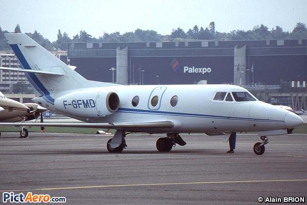 Dassault Falcon 10 (Aéro Services Executive)