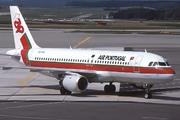 Airbus A320-211 (CS-TNA)