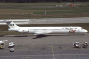 McDonnell Douglas MD-82 (DC-9-82) (SE-DIN)