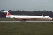 McDonnell Douglas MD-83 (DC-9-83) (HB-IUI)