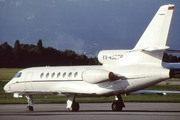 Dassault Falcon 50 (YV-452CP)