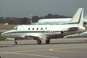 North American NA-265 Sabreliner (N65AM)