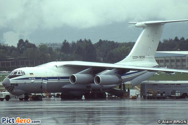 Iliouchine Il-76TD (Yuzhnoe State Air)