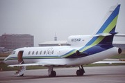 Dassault Falcon 50 (N119AM)