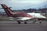 BAe-125-800B (G-RAAR)