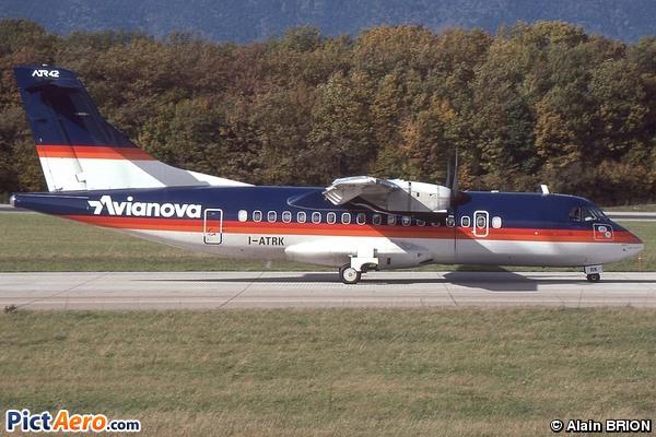 ATR 42-312 (Avianova)