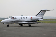 Cessna 510 Citation Mustang (OE-FFB)
