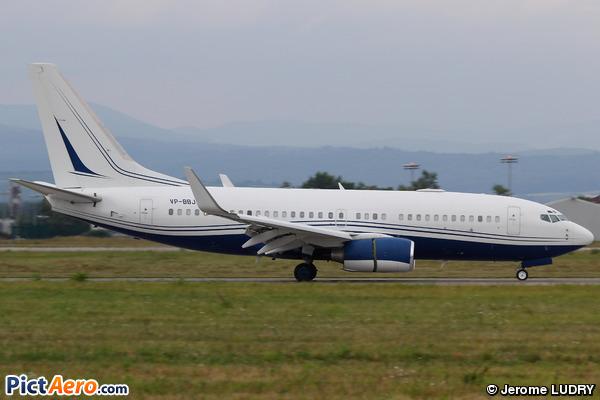 Boeing 737-72U/BBJ (Picton Ltd)