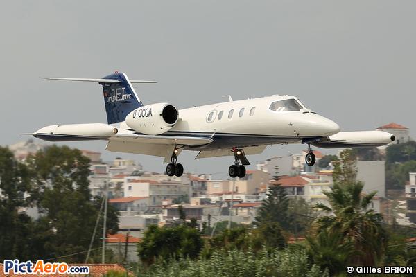Gates Learjet 35A (Jet Executive)