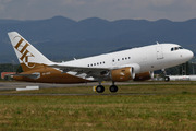 Airbus A318-112CJ Elite (VP-CKH)