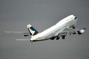 Boeing 747-467 (B-HOR)