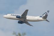 Boeing 737-38J (YR-BGE)