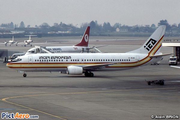 Boeing 737-4S3 (Inter European Airways)