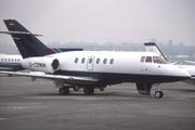 BAe-125-800A (D-CBMW)