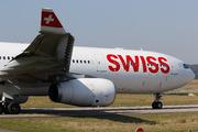 Airbus A330-343 (HB-JHB)