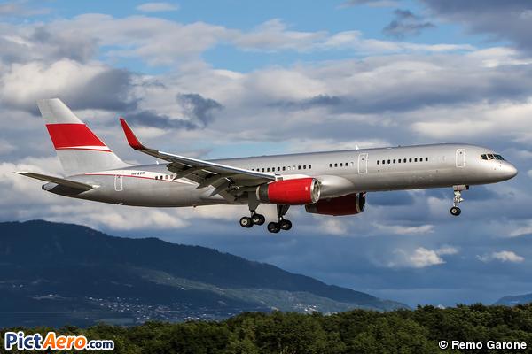 Boeing 757-23A (JetMagic)