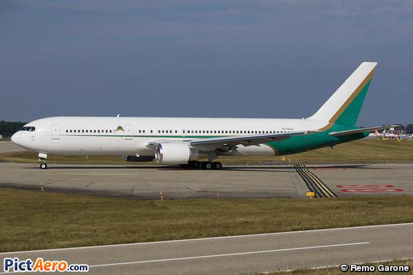 Boeing 767-3P6/ER (Kalair USA Corp.)