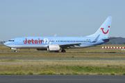 Boeing 737-8K5 (OO-JBG)