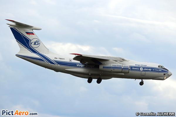 Iliouchine Il-76TD-90VD (Volga Dnepr Airlines)