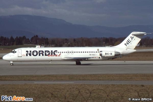 Douglas DC-9-41 (Nordic East International Airways)
