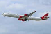 Airbus A340-642 (G-VGAS)