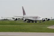 Airbus A380-861 (A7-APD)