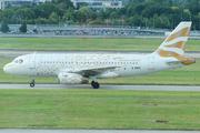 Airbus A319-131 (G-EUPD)