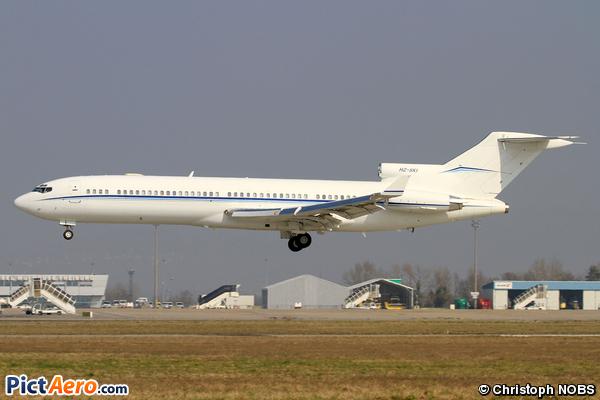 Boeing 727-212 Adv(RE) Super 27 (Precision Air)