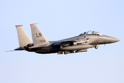 McDonnell Douglas/Boeing F-15E Strike Eagle (91-0604)