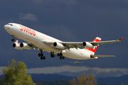 Airbus A340-313X - HB-JMM