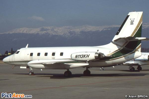 Lockeed L-1329 JetStar (Leasecorp Inc)