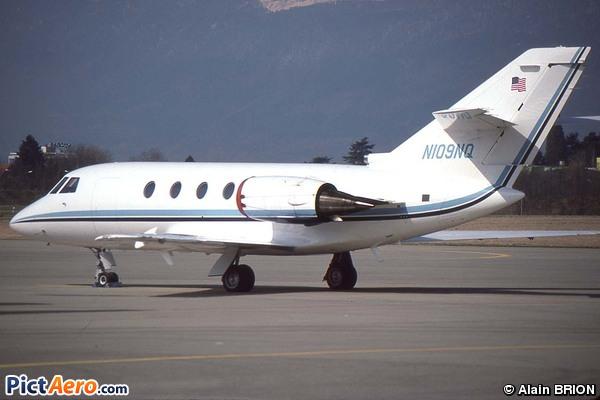 Dassault Falcon 200 (Raymon F Thompson)