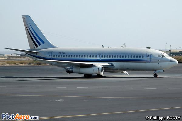 Boeing 737-268/Adv (Silver Air)