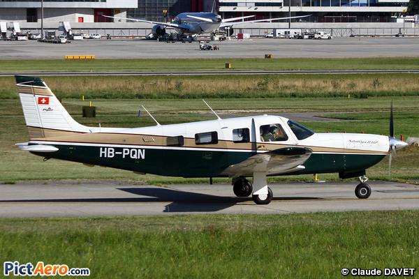 Piper PA-32-301 Saratoga II HP (Aéroclub de Genève)