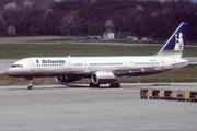 Boeing 757-204ET W (G-BYAE)
