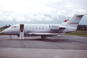 Canadair CL-601 Challenger (N372G)