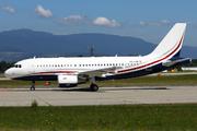 Airbus A319-115X/CJ (OE-LJG)