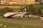 Boeing 747-8ZV(BBJ) (VQ-BSK)