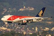 Airbus A380-841 (9V-SKI)