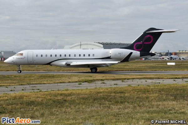 Bombardier BD-700 1A10 Global Express XRS (Zetta Jet)