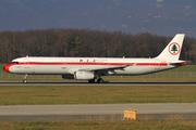 Airbus A321-231 (OD-RMI)