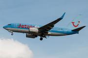 Boeing 737-7K5/WL (OO-JAO)